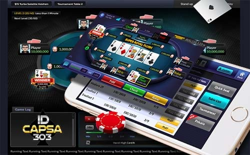 Game Judi Poker Online Indonesia Terbaik Jaman Now