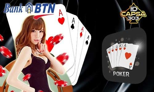 Deposit Poker Bank BTN