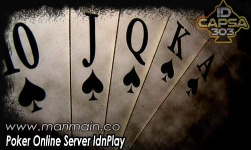 Poker Online Server IdnPlay
